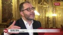 Abandon de Notre-Dame-des-Landes : « un reniement de campagne » estime Rachid Temal