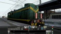 Train Simulator newnew Railworks 3. Скоростной поезд HYUNDAI в Украине.