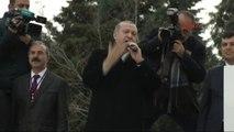 Uşak -Cumhurbaşkanı Erdoğan, Partisinin Uşak 6. Olağan İl Kongresinde Konuştu -3