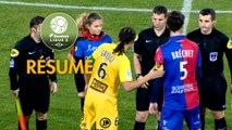 Gazélec FC Ajaccio - Stade Brestois 29 (1-1)  - Résumé - (GFCA-BREST) / 2017-18