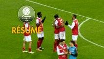 Stade de Reims - Tours FC (1-0)  - Résumé - (REIMS-TOURS) / 2017-18