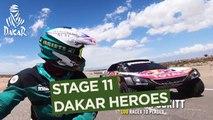 Dakar Heroes - Stage 11 (Belén / Fiambalá / Chilecito) - Dakar 2018