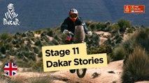Magazine - Benavides brothers - Stage 11 (Belén / Fiambalá / Chilecito) - Dakar 2018