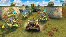Tanki Online NEW Alterations Gameplay l Railgun M5, Hammer M5, Smoky m5