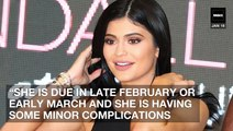 Pregnant & Paranoid! Kylie Refuses To Visit Sister Kim's New Baby
