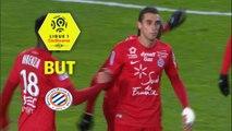 But Ellyes SKHIRI (33ème) / Amiens SC - Montpellier Hérault SC - (1-1) - (ASC-MHSC) / 2017-18