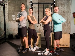 Watch: 'Men's Fitness' editors team up with Katrín Davíðsdóttir and Brent Fikowski to test the Reebok CrossFit Nano 8