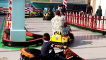 Family Fun Bumper Cars and Bikes Kids Rides by Adults-RC