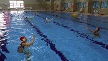 Su topu kadın milli takımında hedef Avrupa şampiyonasına katılmak- Türkiye tarihinde ikinci kez su topu Avrupa şampiyonasına katılmak istiyor
