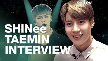 Singer SHINee Taemin Interview