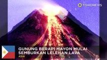 Gunung berapi Filipina dapat meletus dalam beberapa hari - TomoNews