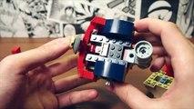 [Lagann MOC] Gurren Lagann LEGO [МКС#17] Обзор самоделки/MOC Review (Крутой лего робот самоделка)