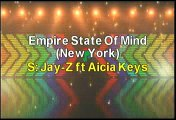 Jay Z ft Alicia Keys Empire State Of Mind New York Karaoke Version