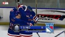 2K HOCKEY HDTV summary! 2K8 STANLEY CUP FINAL: Blackhawks v.s. Rangers (2nd season)