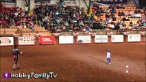 Cowboy RODEO! Riding Bulls n' Horses   Sheep at Fort Worth Stockyards Our Firs