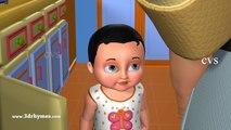 Johny Johny Yes Papa Nursery Rhymes Songs for Kids | 3D Animation English Nursery Rhymes Songs for  Children with Lyrics by HD Nursery Rhymes