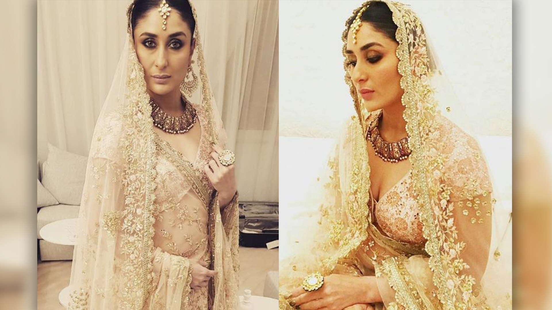 Kareena Kapoor FIRST Rampwalk In 2018, Turns Bride In Doha, Qatar | Shop Qatar Festival 2018