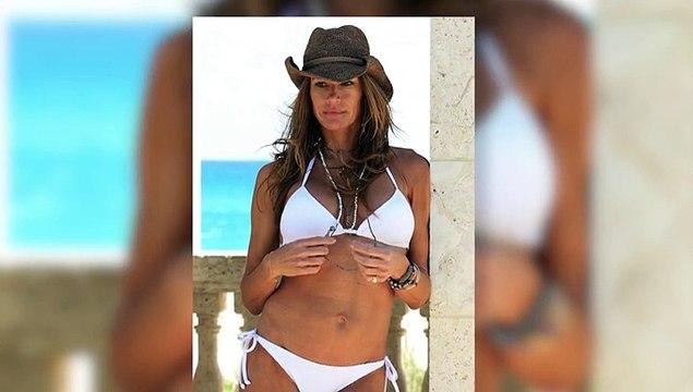 Kelly Bensimon Wows in a Bikini