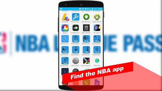 NBA League Pass Premium FREE - September 2016 - 100% WORKING - UPDATED