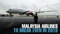 NEWS: Malaysia Airlines to break even by 1H2019: Khazanah