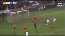 Swansea vs Wolves - great goals Ayew(Swansea) and Jota(Wolves)
