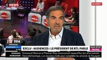 """EXCLU - Christopher Baldelli, Président de RTL dans Morandini Live: """"Nos émissions battent des records mais je réfléchis"""