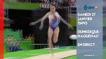 BA :  Gym en direct, Top12 Dunkerque vs Haguenau !