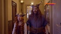 Les Mystères d'Hunter Street | Les vikings Hunter | NICKELODEON Teen