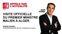 Visite officielle du Premier ministre malien à Alger