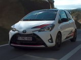 Essai Toyota Yaris GRMN 2018