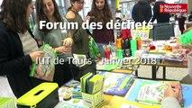 Forum des déchets de Tours : fabriquer ses cosmétiques pour réduire ses déchets
