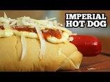 Imperial Hot Dog - Hot Dog Diferente - Hot Dog com Queijo - Sanduba Insano