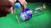 Faire un piège de dinosaure intelligent en utilisant une bouteille en plastique