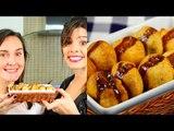 Deep Fried Oreos ft. Marina Bibas - Fouet Fouet