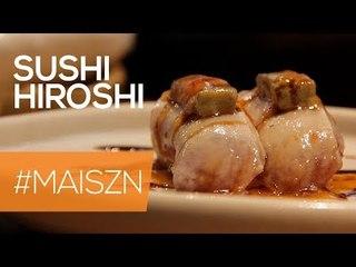 Sushi Hiroshi   #MaisZN - Web à Milanesa