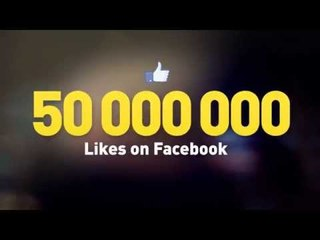 NAT GEO TV HITS AN ALL-TIME 50 MILLION FACEBOOK FANS