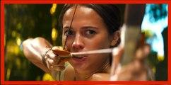 TOMB RAIDER Official Trailer #2 - Alicia Vikander, Daniel Wu, Walton Goggins