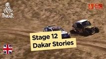 Magazine - SxS - Stage 12 (Fiambalá / Chilecito / San Juan) - Dakar 2018
