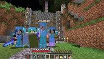 Minecraft Survival Adventure EP18 | Wither Hunt! | Gamer Chad, RadioJH Audrey, SallyGreenG