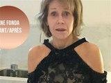 Jane Fonda se montre sans maquillage