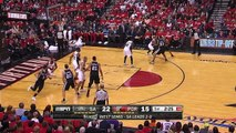 Tony Parker Spurs San Antonio to a 3-0 Lead Over Portland