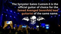 Schecter Synyster Gates Custom S Guitar Review
