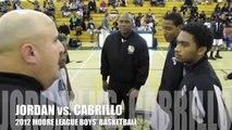 High School Boys' Basketball: LB Jordan vs. LB Cabrillo