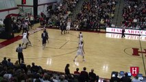 Highlights: No. 25 Harvard Men's Basketball vs. George Washington