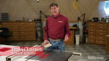 Shop Tip: Use Your Table Saw for Cross Cuts
