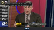 Amica Coverage Cam: Bruins Defensive Mistakes Lead To Early Lead For Islanders