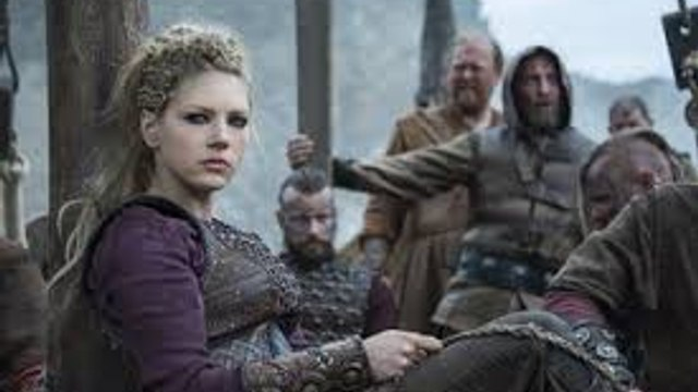Vikings Season 5 Episode 11 : Conectus Learning | One ( ^@X@^)