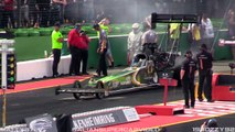 4-Seconds Top Fuel Dragsters @ Hockenheimring NitrOlympX 2017!