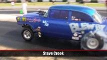 2016 Blew By You Gasser Nostalgia Drag Racing Car Gasser Reunion Thompson Raceway Park USA Video