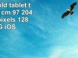 Apple iPad Pro 128GB 3G 4G Gold tablet  tablets 246 cm 97 2048 x 1536 pixels 128 GB